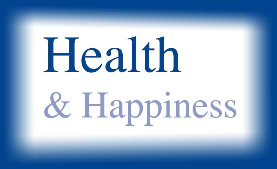 8 Tips For Health and Happiness