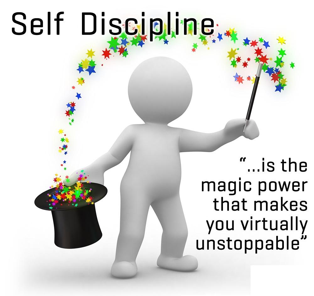 Will Power: Key Steps to Improve Your Self Discipline