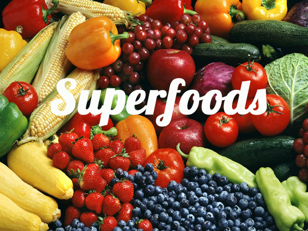 Superfoods to Stay Young