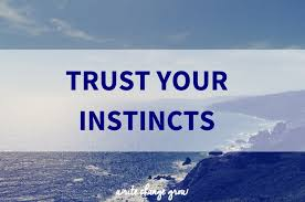 Do You Trust Your Instincts?