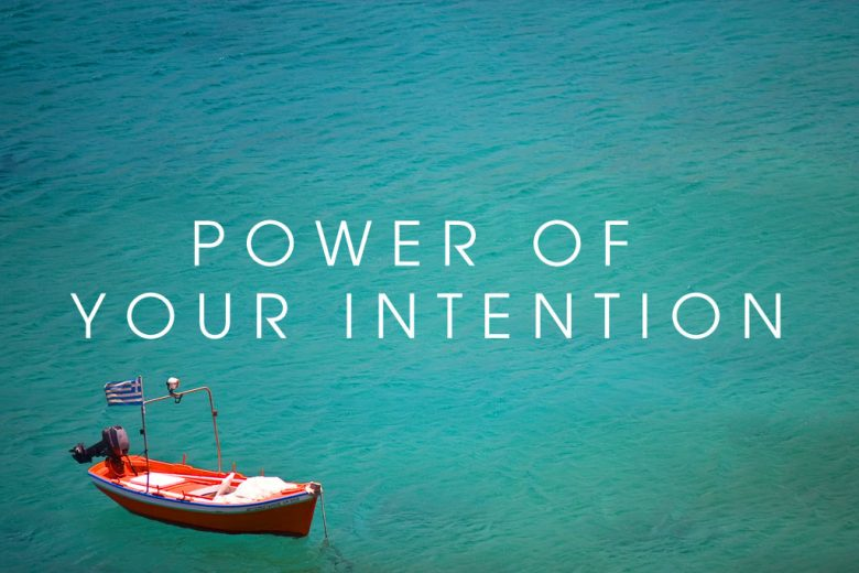 The Power of Daily Intention