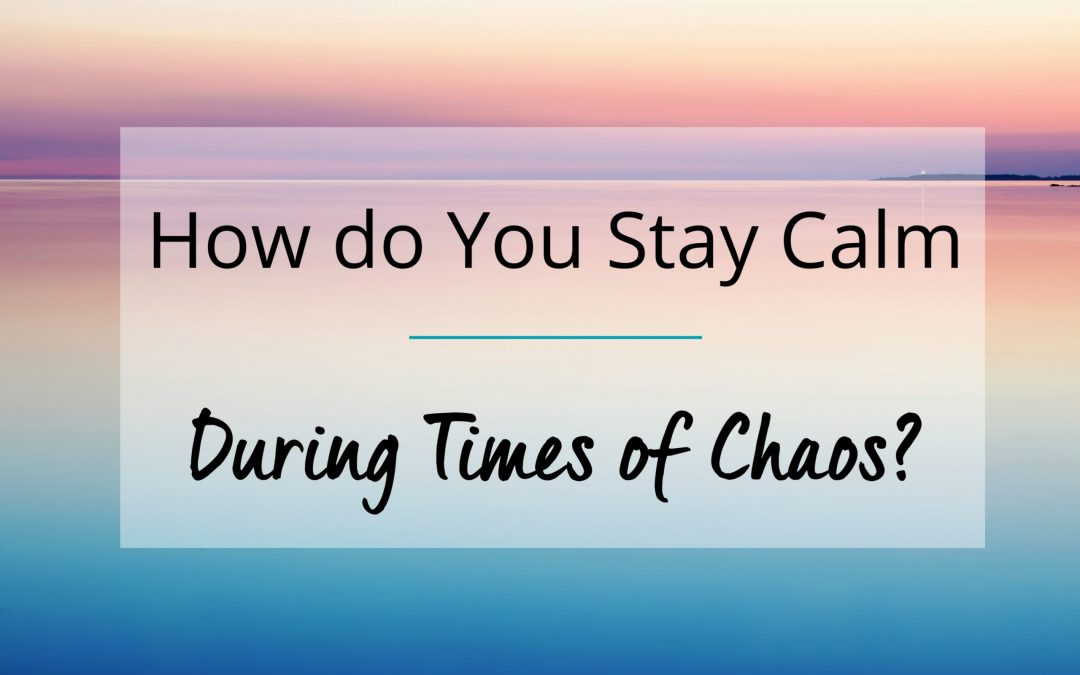How to Stay Calm when Stressed Out?